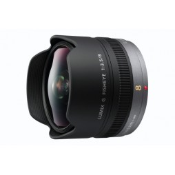 Panasonic Lumix G Fisheye 3,5/8mm