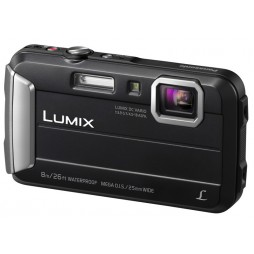 Panasonic Lumix DMC-FT30 EG-K Schwarz