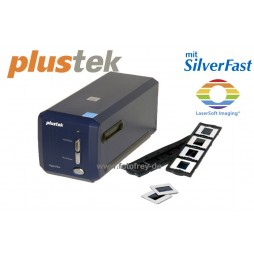 Plustek Sanner OpticFilm 8100 mit SilverFast Software