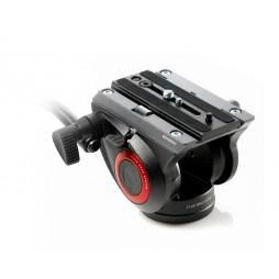 Manfrotto Fluid-Videoneiger flache Basis MVH500AH