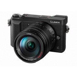 Panasonic Lumix GX80 + 3,5-5,6/14-140 mm P-OIS schwarz G X Vario-Kit