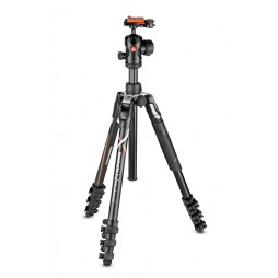 Manfrotto Befree Advanced (QPL) designed für Sony Alpha Kameras