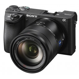 Sony Alpha ILCE-6500 + 4,0/16-70mm ZA OSS Vario Tessar T* Kit