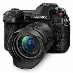 Panasonic Lumix DC-G9 Kit + G Vario 3,5-5,6 / 12-60 mm O.I.S. Dual I.S