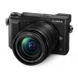 Panasonic Lumix GX80 + 3,5-5,6/12-60mm OIS schwarz G Vario-Kit