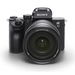 Sony Alpha ILCE-7 III mit SEL FE 24-105mm OSS