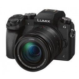 Panasonic Lumix G70+3,5-5,6/12-60mm ASPH Power OIS schwarz G Vario-Kit